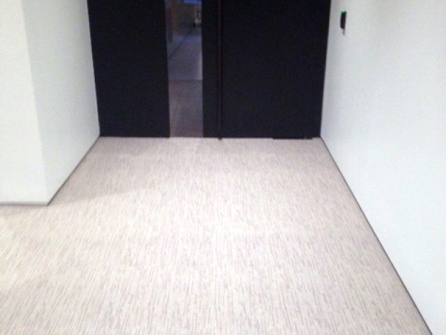 432 Park Avenue NYC carpet installation by Sutton Carpet