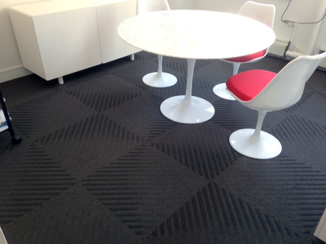 Corporate Carpet Installation for Hero Group NYC by Sutton Carpet