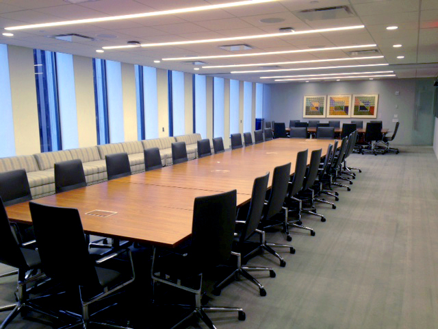 NYC corporate office carpet cleaning by Sutton Carpet