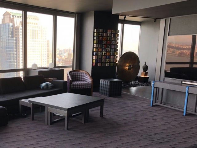 Sutton Carpet - NYC Penthouse Carpet Installation