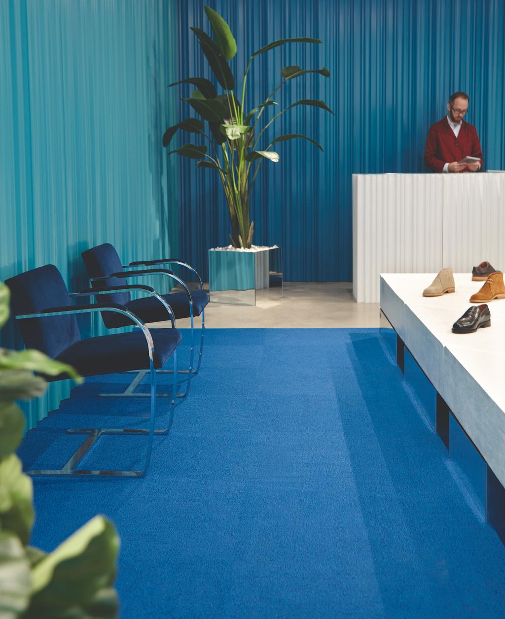 Sutton Carpet - Retail Jack Erwin Carpet Installation
